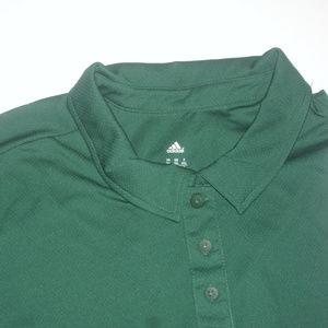Adidas Men's Climalite Textured Polo 3XLShirt - Gr